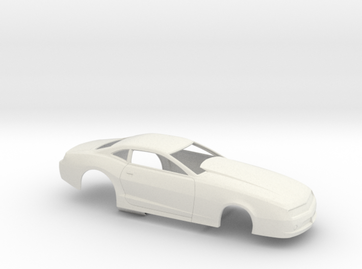 1/12 2012 Pro Mod Camaro One Piece Body 3d printed
