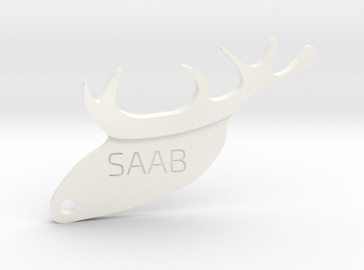 Poroze Saab 3d printed