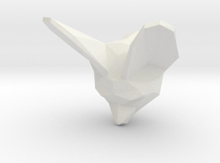 Fennec Fox Drawer Handle 3d printed