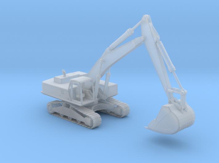 Caterpillar 336 Excavator 3d printed