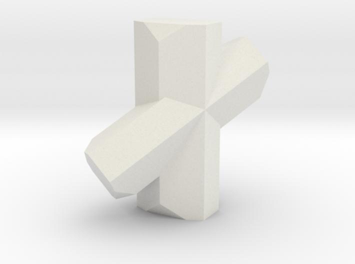 Staurolite MH1 3d printed