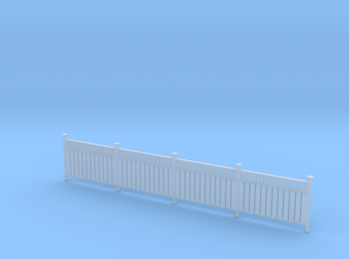 Privacy Fence 3d printed