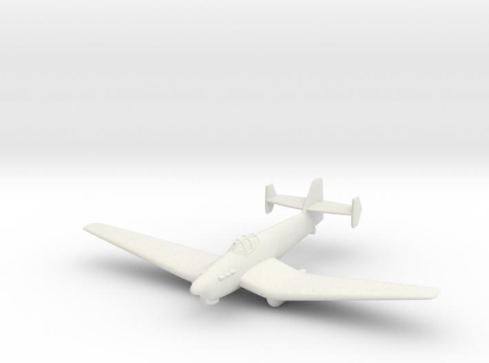 1/144 Loire-Nieuport LN 401 3d printed
