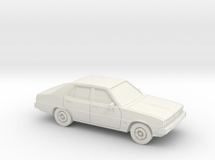 1/87 1978 Mitsubishi Galant Sedan 3d printed