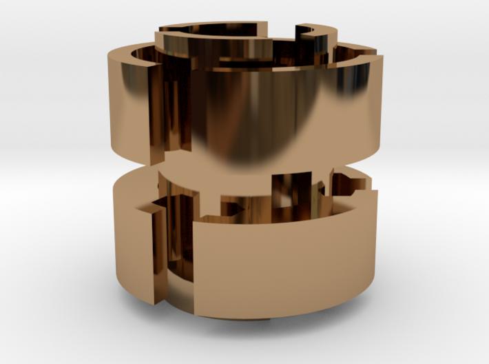 Bead Scales 3d printed