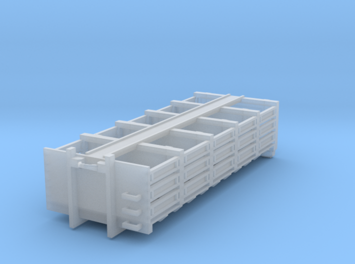 Abrollcontainer Sandsack 1:87 3d printed