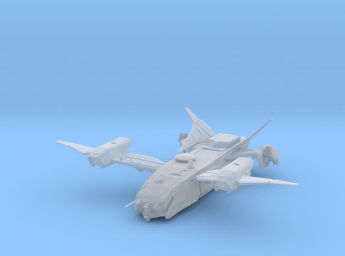 Raven Vertical Bird 3d printed