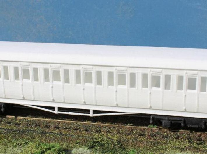 GNRi K1 Coach OO scale 4mm scale 3d printed