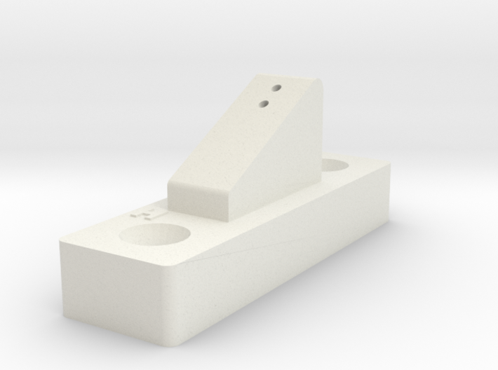 Kitchen Paper Towel Roll Holder 3d printed