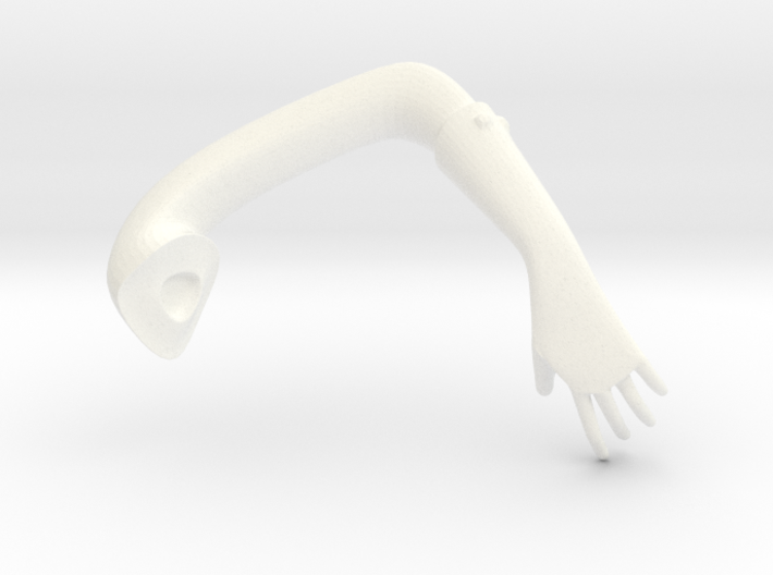 Beast Dancer Arm Left 3d printed