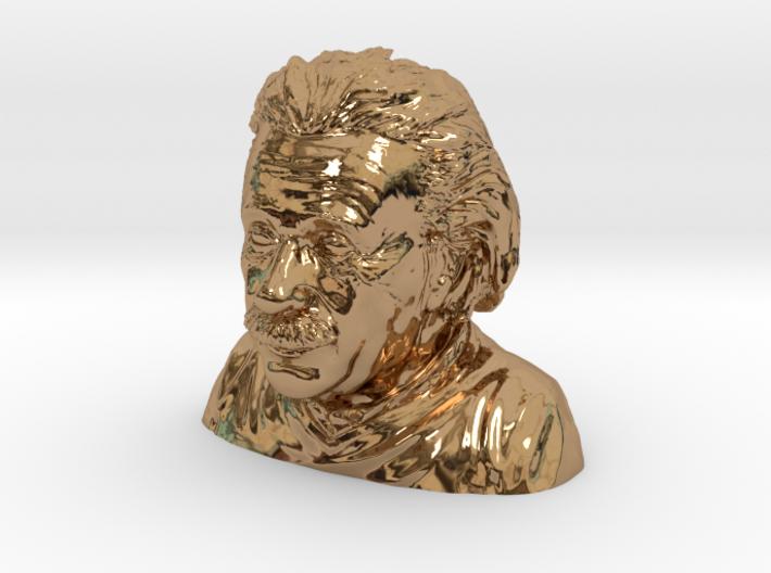 Einstein Bust 3d printed