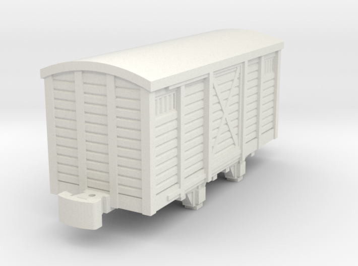 Ventilated Closed Van (1 pc.) Nm/Nn3 3d printed