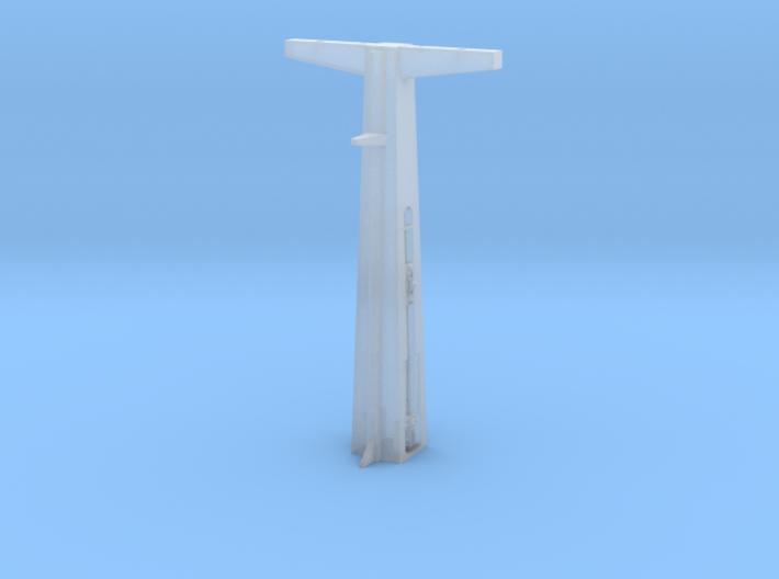 1:96 scale German ReFuel tower 3d printed