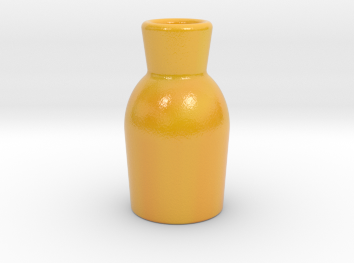 An Undead Favourite Flask 3d printed