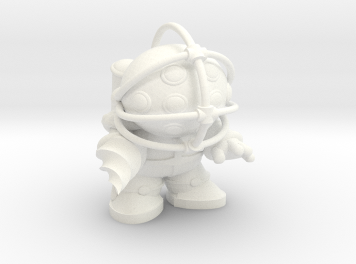 BIG DADDY CHIBI 3d printed