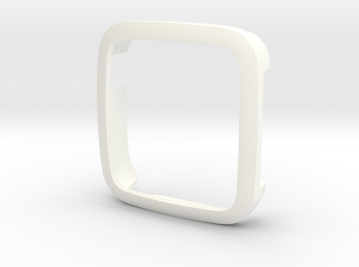 Pebble Time Steel Bumper Cover 3d printed