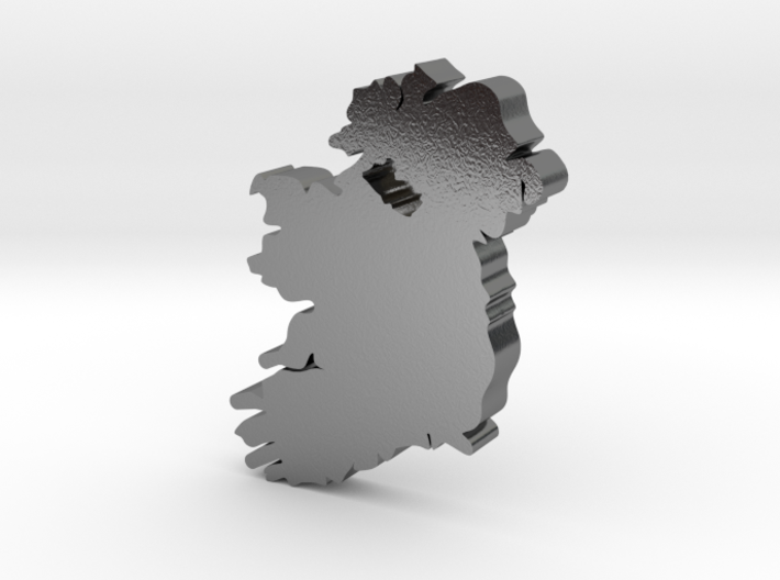 Fermanagh Earring 3d printed