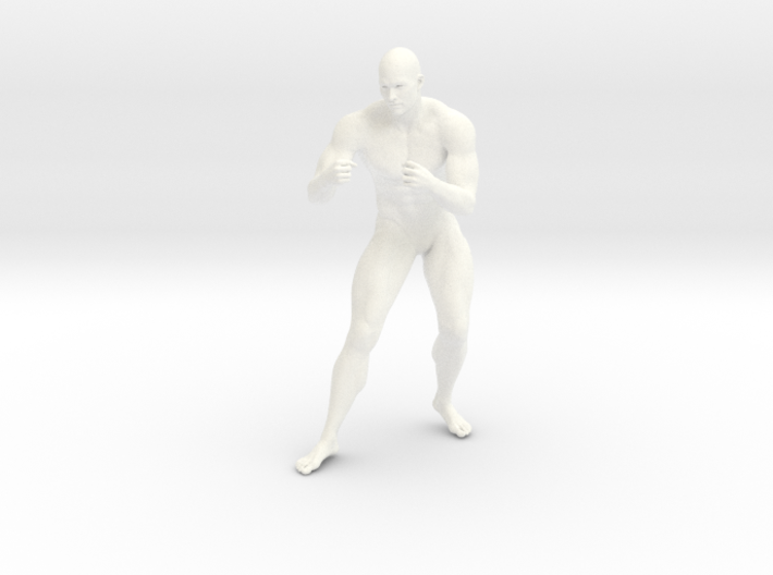 2016029-Strong man scale 1/10 3d printed