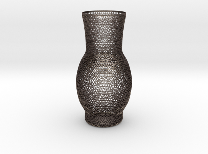 luxurious vessel patterns carved Islamic Arab 3d printed