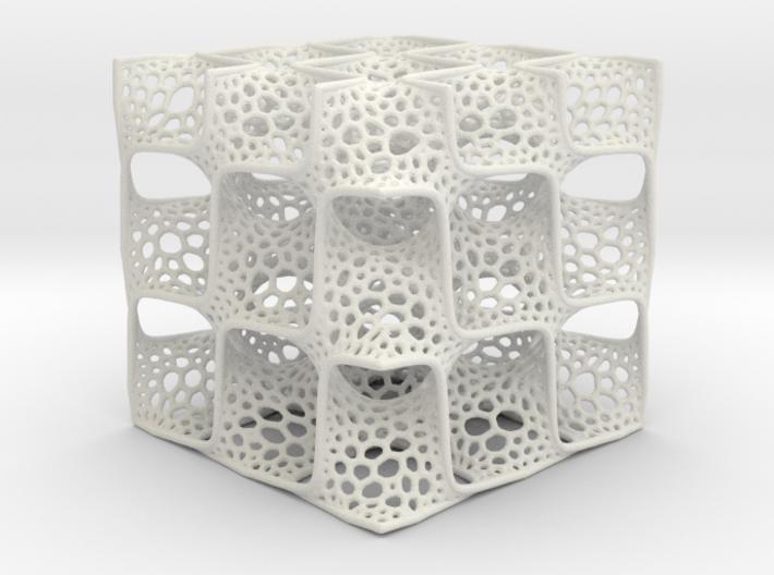 Diamond Surface Mathart 3d printed