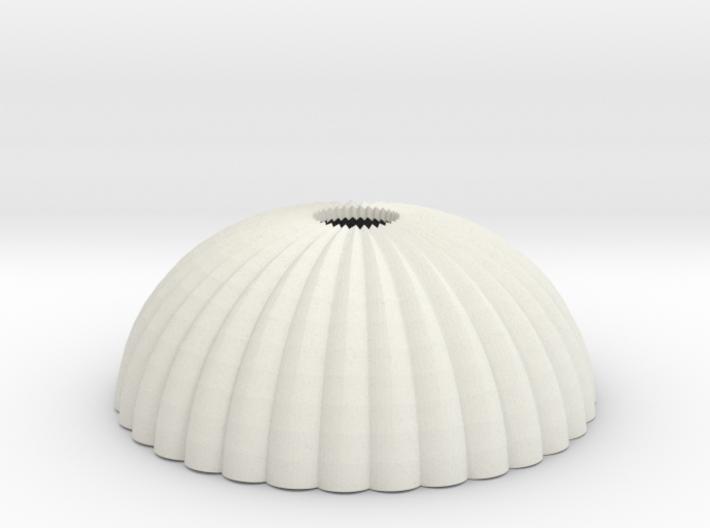 1/144 12mm scale army parachute para Fallschirm 3d printed