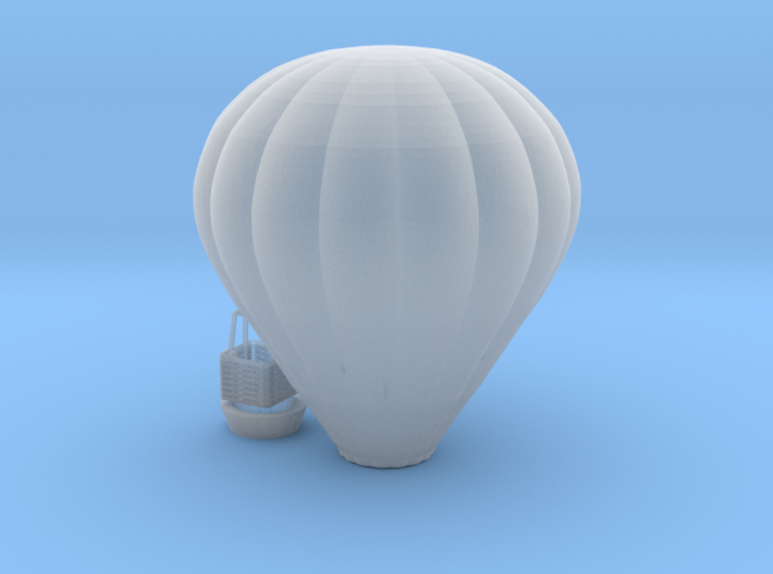 Hot Air Baloon - 1:100scale 3d printed