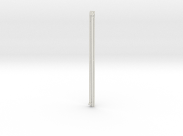 1:96 scale Navy whip antenna - Round (35 foot) 10 3d printed
