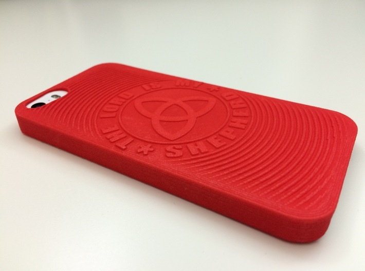 PS.23 Case - Original ( iPhone 5, 5S & SE ) 3d printed