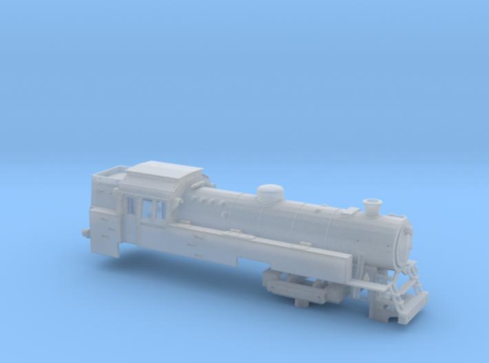 BR82 TT 3d printed