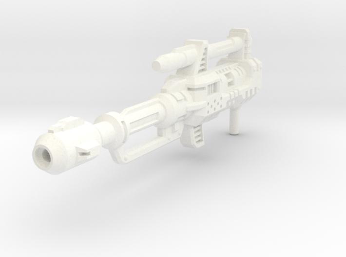 Combiner Wars Menasor / Motormaster Rifle 3d printed