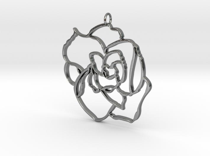 Stylish Bloom - Large 3d printed