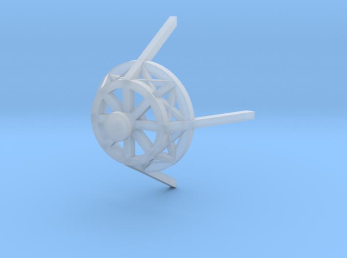 Command Module Cap 1 (1/700) 3d printed