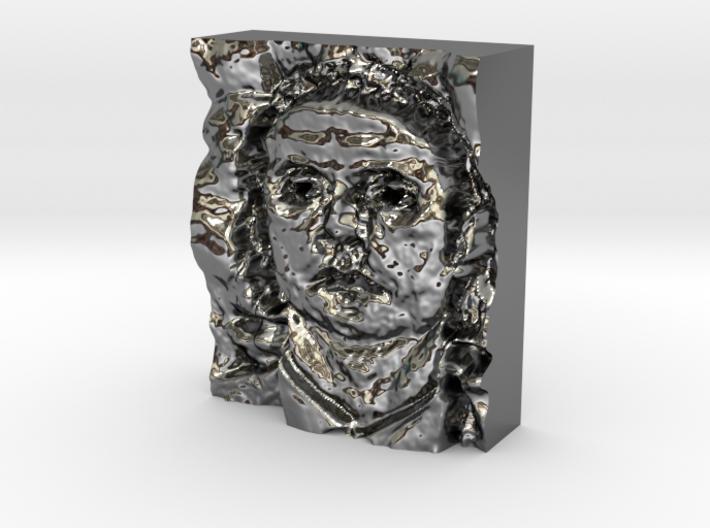 Mutassim Gaddafi : The Warrior 3d printed