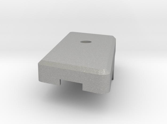 B2K Eye Cover LEFT (Aluminum) 3d printed
