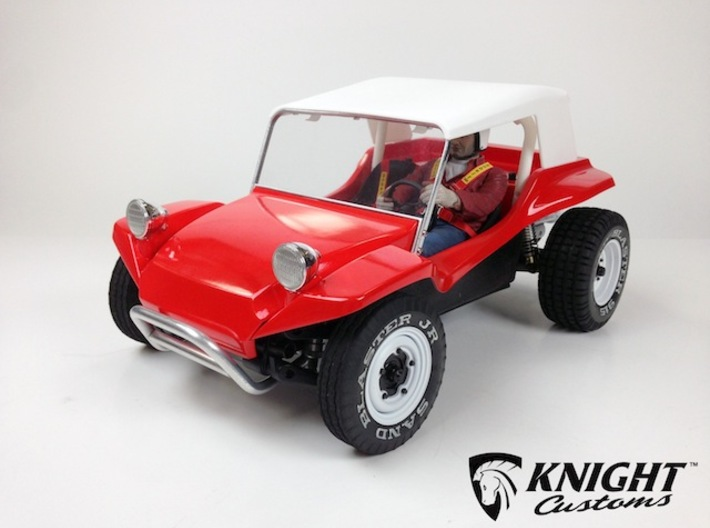 SR40009 Beach Buggy Classic Full Roof 3d printed