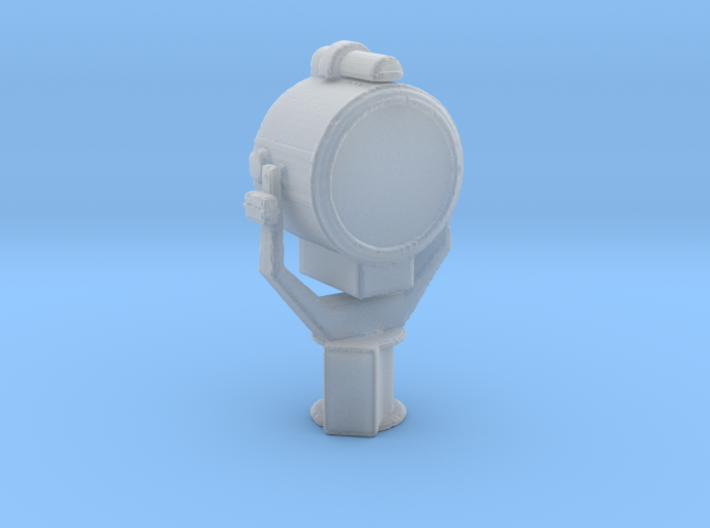 1/72 USN 24 Inch Searchlight 3d printed