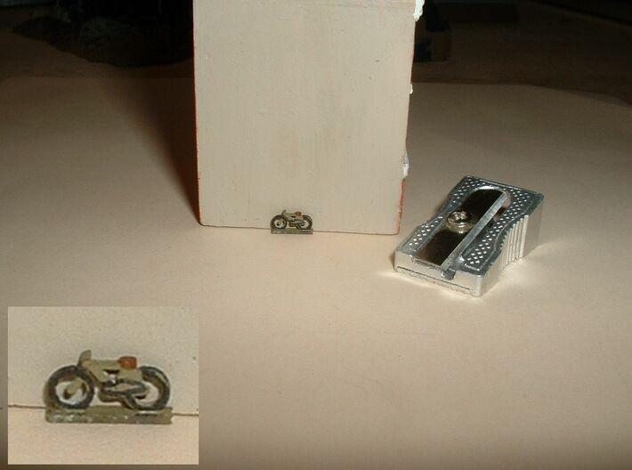 Bicycles / Fahrräder 1/285 6mm 3d printed