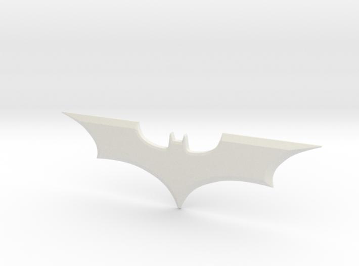 "Batman Trilogy Batarang 12cm (4.75"") 3d printed"