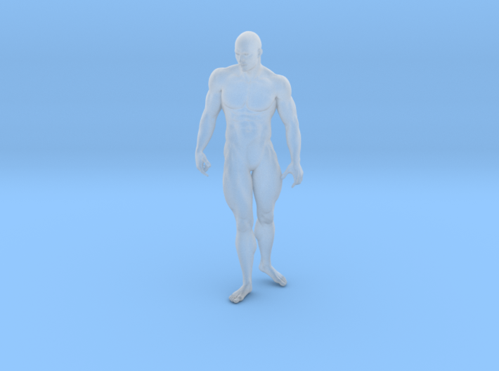 Strong Man scale 1/24 2016020 3d printed