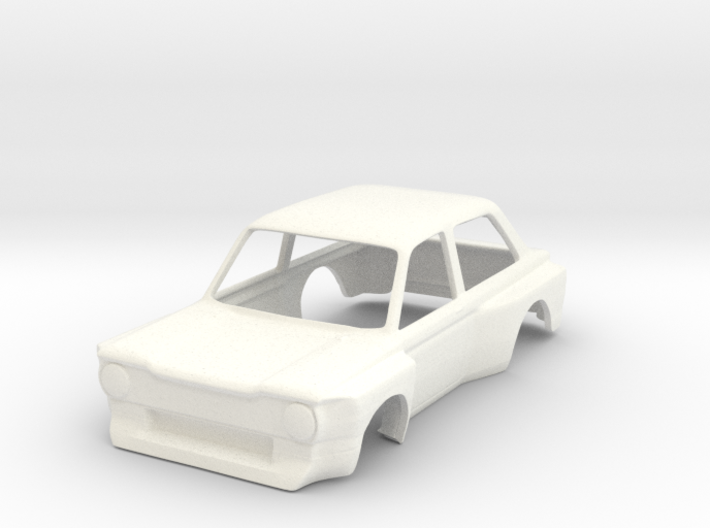 Imp Super Saloon 1:32 3d printed
