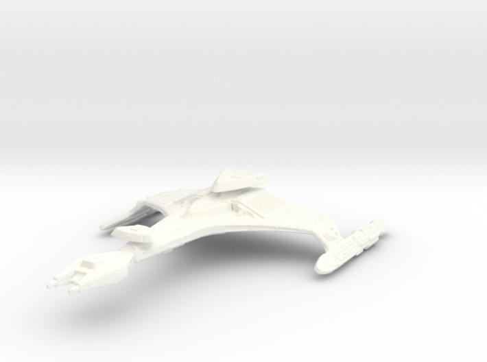 Vorcha Class Battlecruiser 3d printed