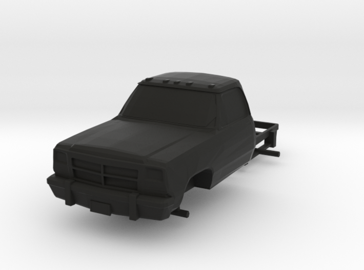 Project Dodge 3d printed