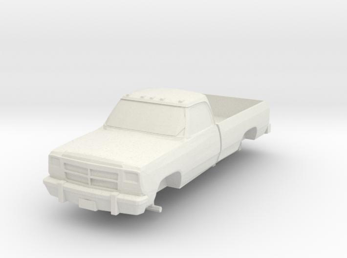 Dodge 3d printed