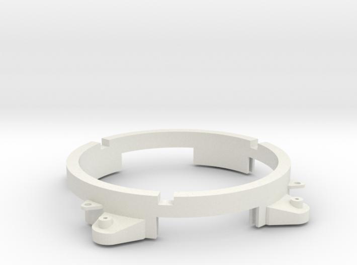Lotus Elan M100 main beam headlight adjusting ring 3d printed