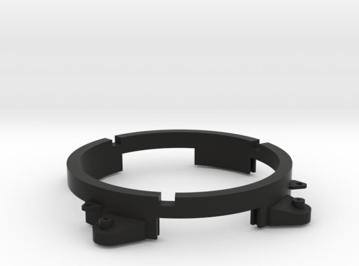 Lotus Elan M100 dip headlight adjusting ring 3d printed
