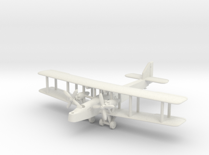 Handley Page H.P.35 Clive 6mm 1/285 3d printed