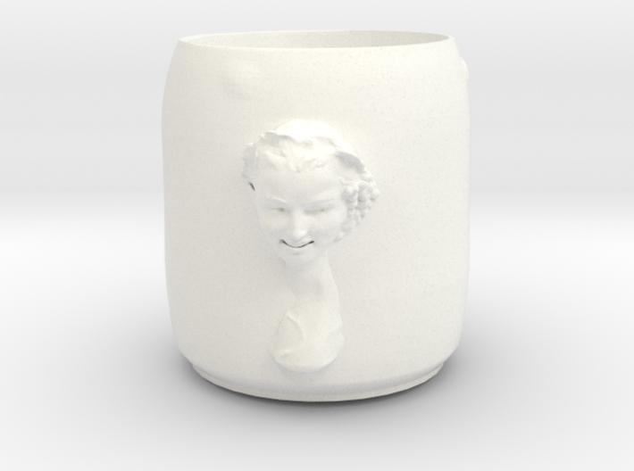 Bacchante Cup 3d printed