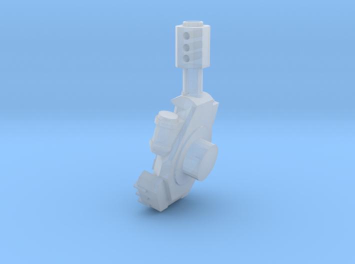 Eradication Turret 3d printed
