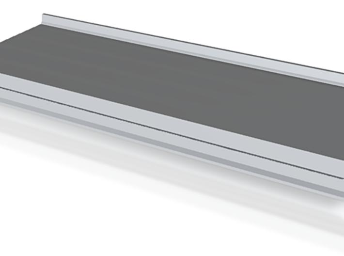 Deck And Beams 3d printed
