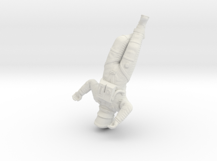 Death 2001 Astronaut (Thingiverse) 3d printed